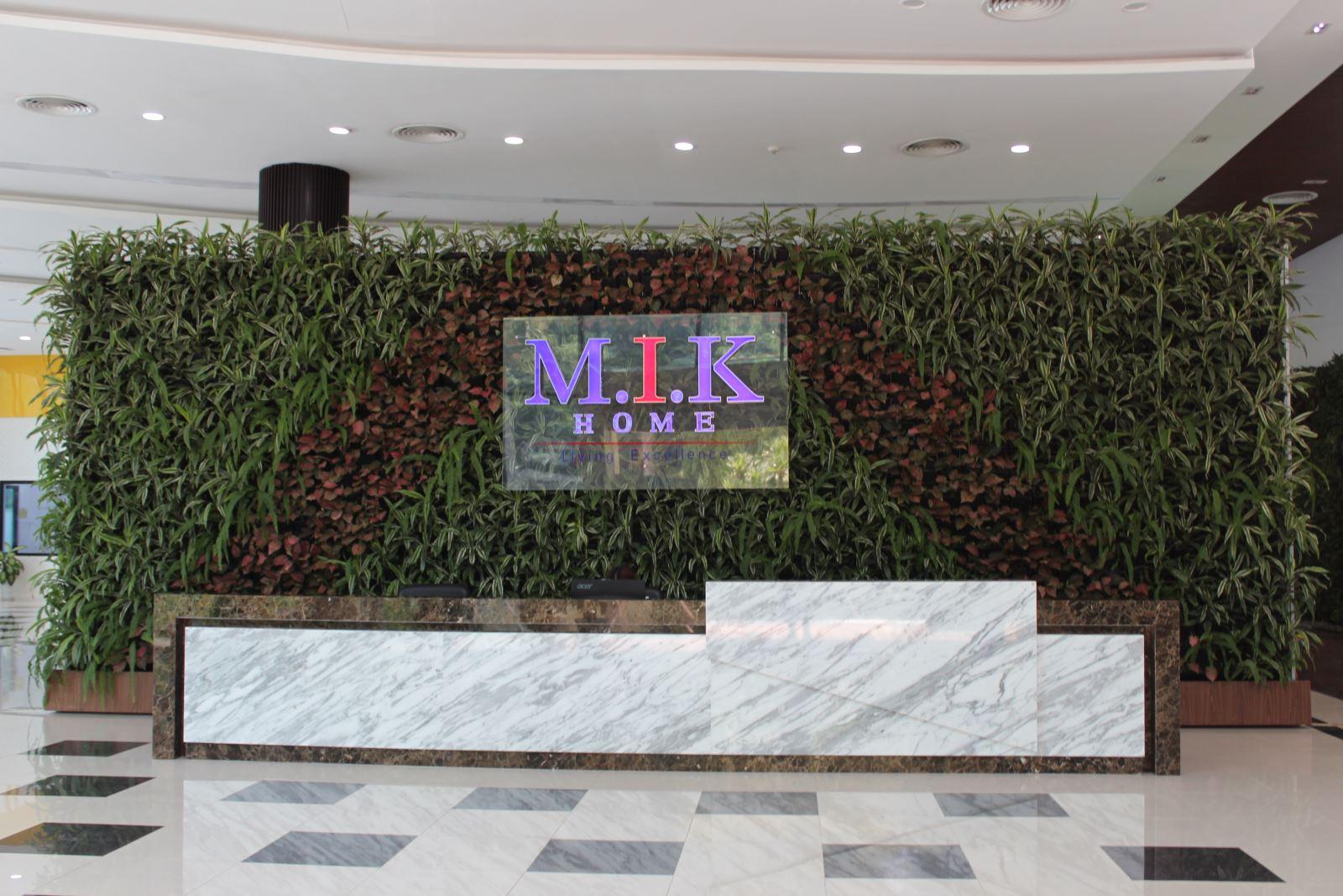 Vườn tường Mik Home