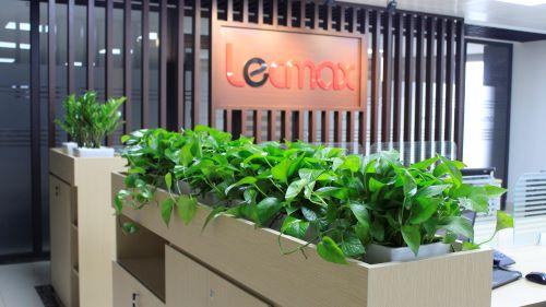 Không gian cây xanh tại Lemax Vietnam